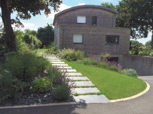 Aosia Paysagiste Rennes aménagement jardin et terrasse
